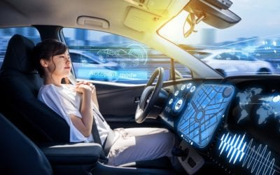 Driverless Cars Promise Ease of Travel, but Also Legal and Liability Issues