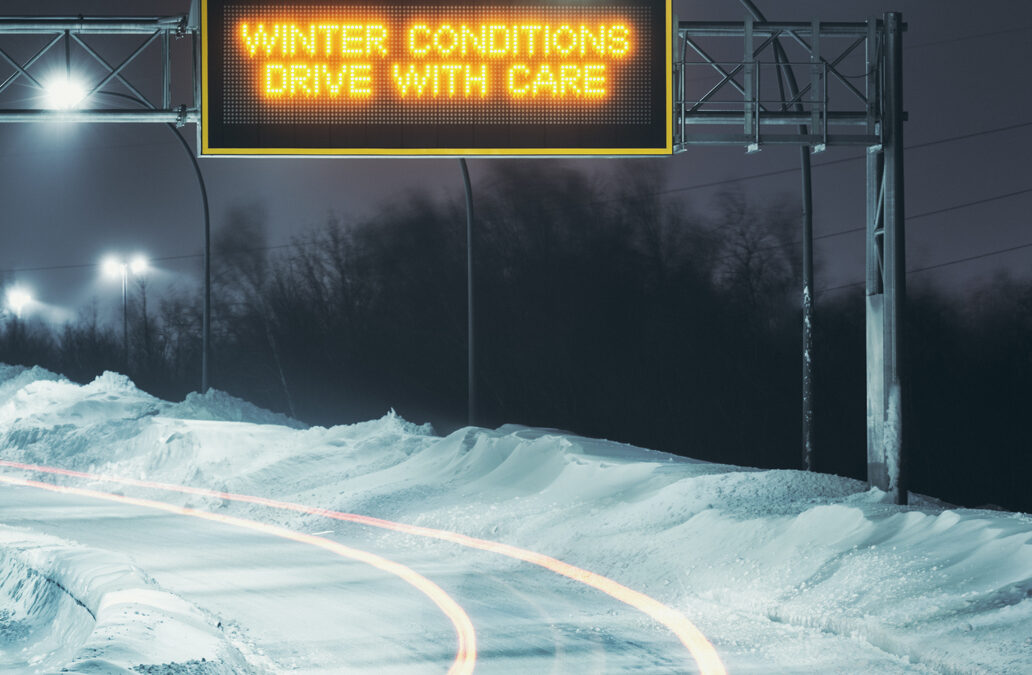 Tips for Driving in a New York Winter